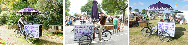 Magical Musical Bike